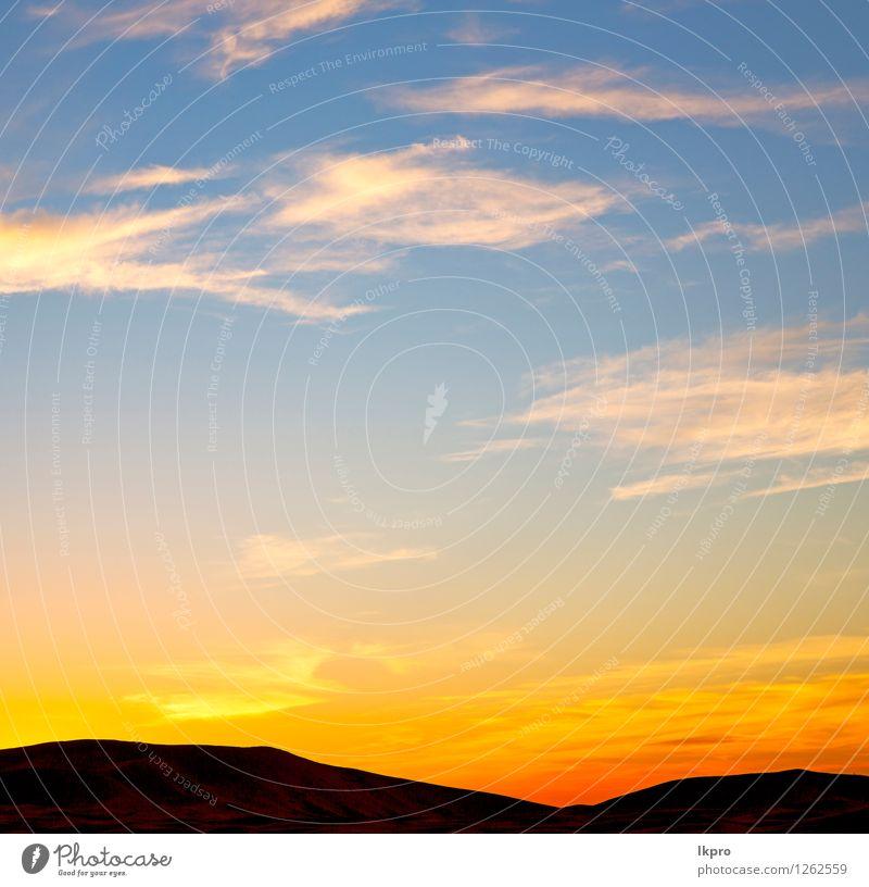 Sonnenaufgang im farbigen Himmel weiß schön Freiheit Dekoration & Verzierung Tapete Umwelt Natur Luft Wolken Wetter hell natürlich weich rot Farbe Frieden