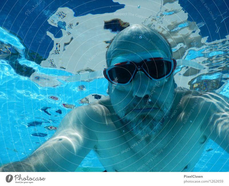 Tauchen Lifestyle Reichtum sportlich Fitness Wellness Freizeit & Hobby Ferien & Urlaub & Reisen Tourismus Sommerurlaub Strand Meer Schwimmen & Baden tauchen