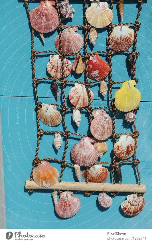 Griechische Impressionen Lifestyle Stil Design schön Wellness harmonisch Wohlgefühl Ferien & Urlaub & Reisen Sommerurlaub Kunst Accessoire Zeichen blau Gefühle