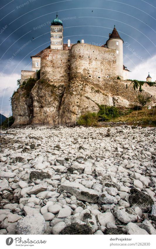 Burg an der Donau Natur Ferien & Urlaub & Reisen alt Pflanze Sommer Landschaft Tier Strand dunkel Umwelt Gefühle Tourismus Angst Wellen wandern ästhetisch
