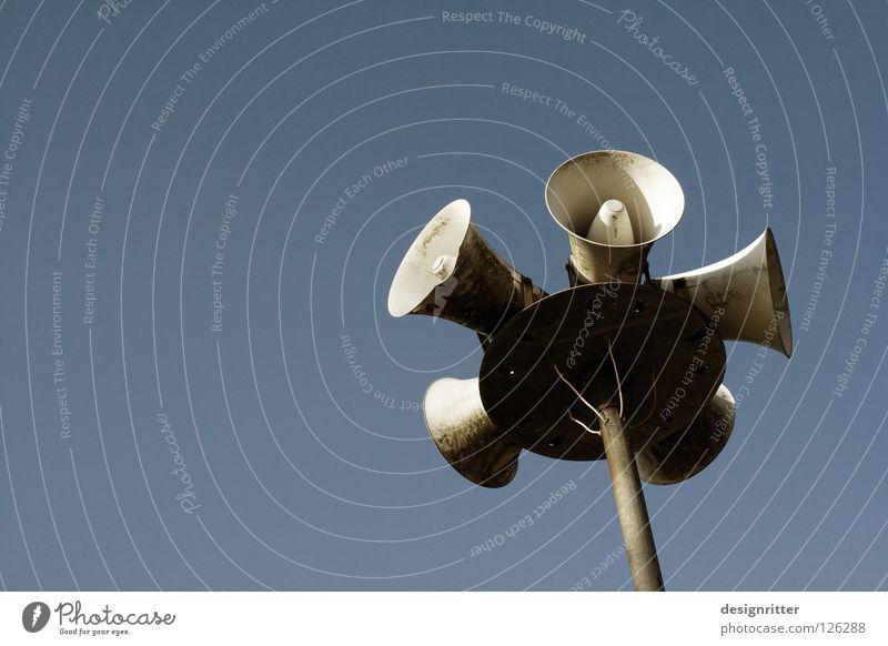 """""""200"""" sprechen Kommunizieren Technik & Technologie offen Information Vertrauen geheimnisvoll Werbung Lautsprecher Kontrolle Markt Respekt laut Mitteilung"""