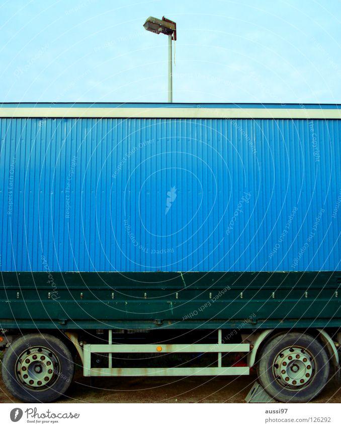 Franz Meersdonk Gedenk-LKW Verkehr Güterverkehr & Logistik Grenze Lastwagen Dienstleistungsgewerbe Richtung Navigation Eile Lager Ware international Ladung Briefumschlag Spedition Globalisierung Zoll