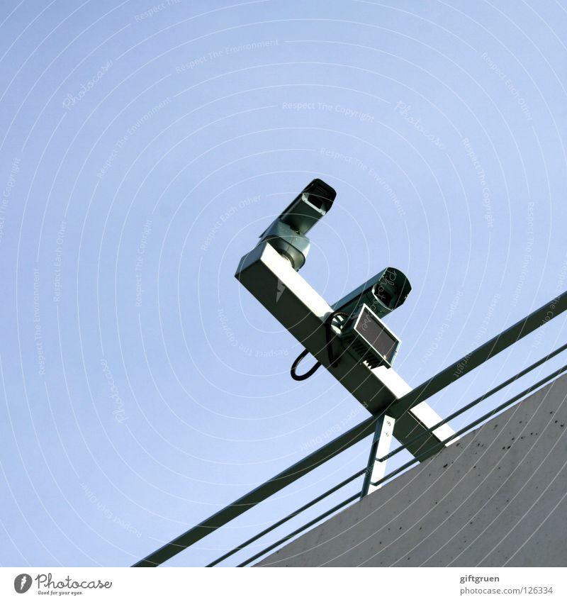 großer bruder Überwachung Überwachungskamera Überwachungsstaat utopisch Sicherheit privat Privatsphäre Elektrisches Gerät Technik & Technologie Detailaufnahme