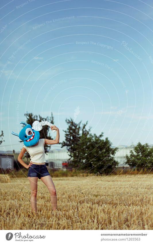 laaaangweilig Kunst Kunstwerk ästhetisch Freude spaßig Spaßvogel Spaßgesellschaft Pistole Laser Kostüm Karnevalskostüm Monster Ungeheuer ungeheuerlich