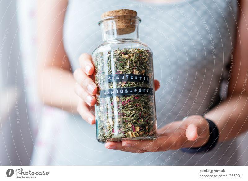 Kräutertee Lebensmittel Frühstück Bioprodukte Getränk Heißgetränk Tee Geschirr Flasche Glas Diät Duft ruhig Kräuter & Gewürze Pomelo Bambus Verpackung retro
