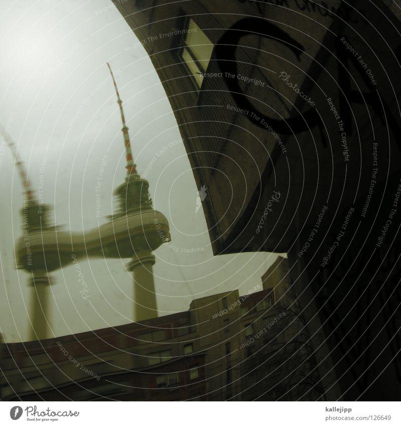 ...und das ist gut so Haus Liebe Berlin Kunst Zusammensein 2 Tourismus paarweise Aussicht Turm Symbole & Metaphern Wahrzeichen Spiegel Tradition Hauptstadt Sehenswürdigkeit