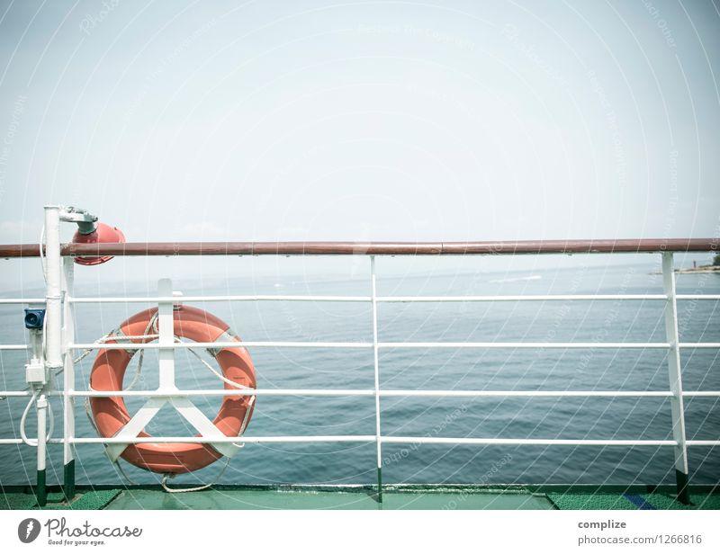 Ein Maritimes Bild Fisch Ferien & Urlaub & Reisen Tourismus Abenteuer Freiheit Kreuzfahrt Expedition Sommer Sommerurlaub Beruf Menschenleer Schifffahrt