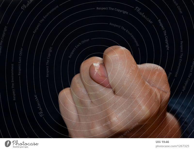 Liebenswerte Geste, oder? Wer kauft denn sowas............... Mensch Frau Hand schwarz Erwachsene Gefühle feminin braun authentisch Finger Zeichen Wut Konflikt & Streit frech Aggression Frustration