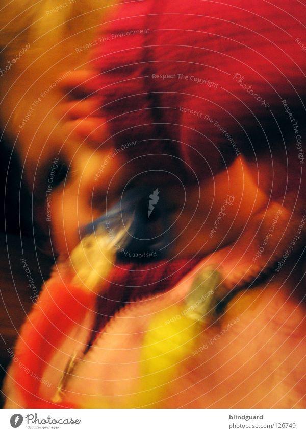 Tired weiß ruhig schwarz Gesicht Erholung Gefühle Bewegung Haare & Frisuren träumen orange Baby Mund geschlossen Nase schlafen Schutz