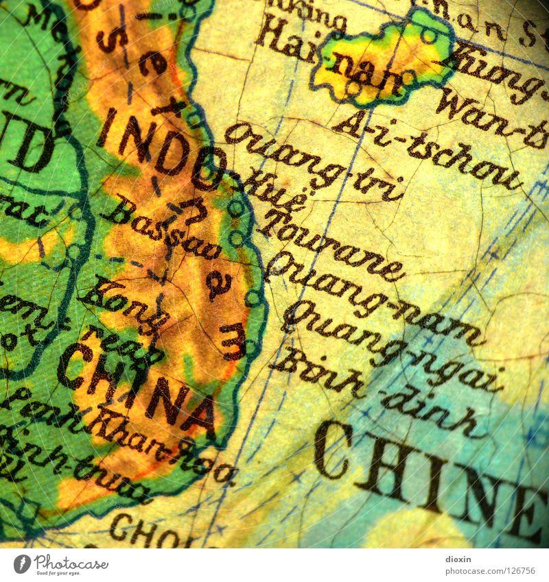 In 20 Tagen um die Welt; Tag9: Indochina Asien Thailand Laos Kambodscha Vietnam Buddhismus Kommunismus Besatzungsmacht Unterdrückung Saigon Mekong Vietnamkrieg