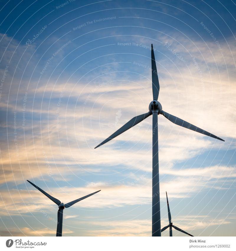 Windkraft in Dithmarschen Maschine Technik & Technologie Wissenschaften Fortschritt Zukunft Energiewirtschaft Erneuerbare Energie Windkraftanlage Energiekrise