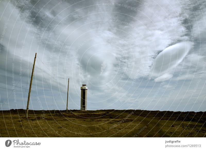Island Himmel Natur Einsamkeit Landschaft ruhig Wolken kalt Umwelt natürlich Küste Stimmung wild Wetter Wind Klima Neigung