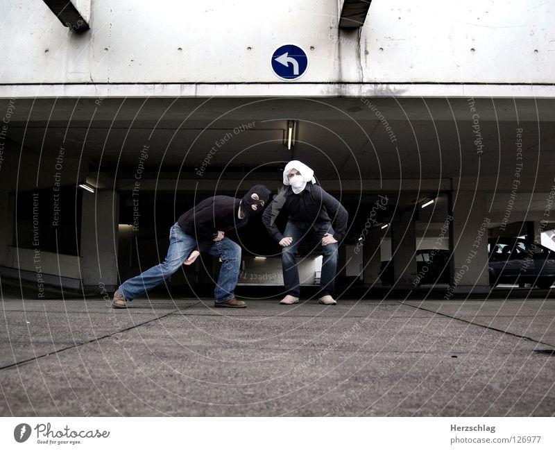 Bitte Links !! links klug Photo-Shooting Überfall Scheich reich verrückt Moral Dommy Black_Head Arme Robbery