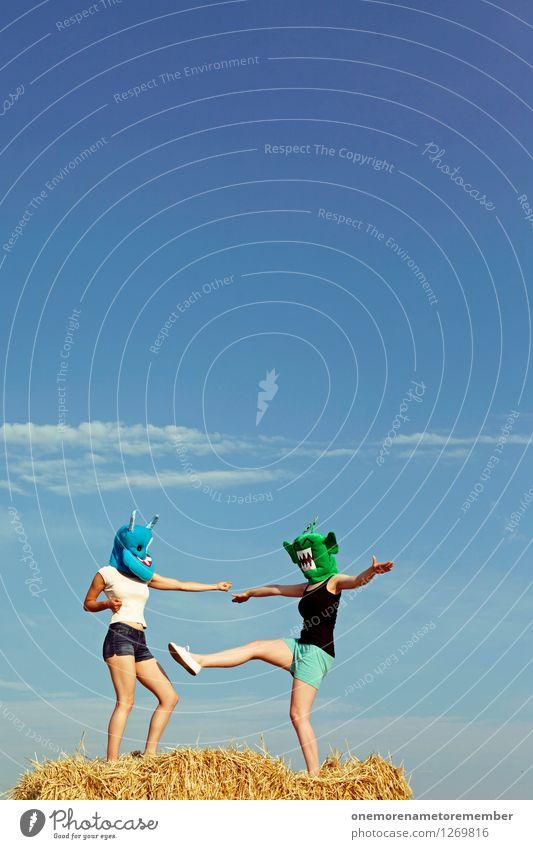 Monstrix Kunst Abenteuer ästhetisch Konflikt & Streit Kampfsport kämpfen Körper kampfstark Kampfsportler Kampfpause Kampfmaschine Kampfstellung Kampfanzug
