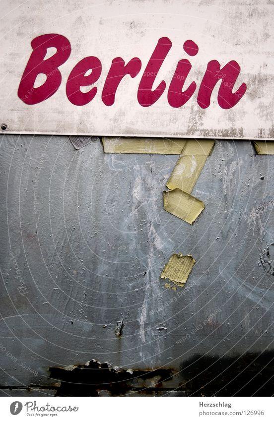 Berlin Berlin ... Stadt Deutschland Tor U-Bahn Krieg Hauptstadt Weltmeisterschaft Alexanderplatz Deutscher Bundestag Brandenburger Tor Siegessäule