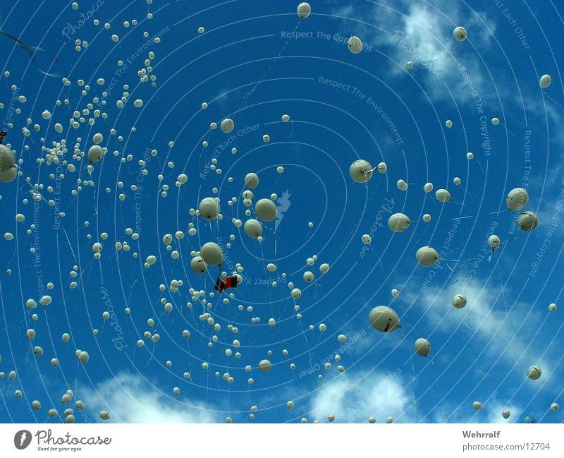 Olympiaade Himmel Luftballon Freizeit & Hobby