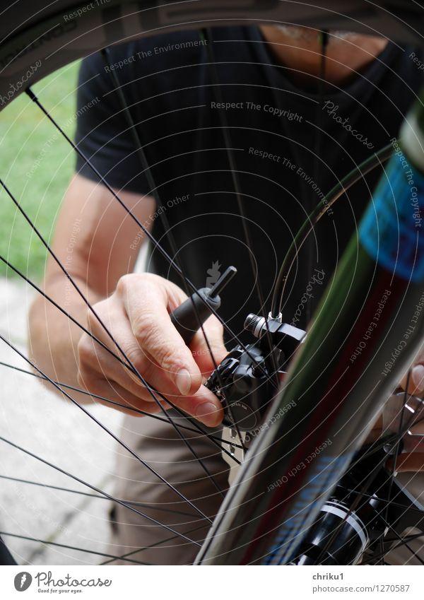 Fahrrad aufbauen 2 Freizeit & Hobby Fahrradfahren Fahrradtour neu Werkzeug