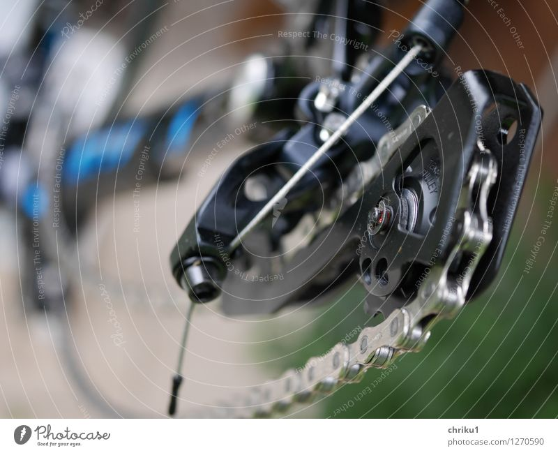 Fahrrad aufbauen 3 Freizeit & Hobby Fahrradfahren Mountainbike Mountainbiken Fully Werkzeug Umwerfer Ritzel Kette Fahrradkette Seilzug Kettenschwinge neu blau