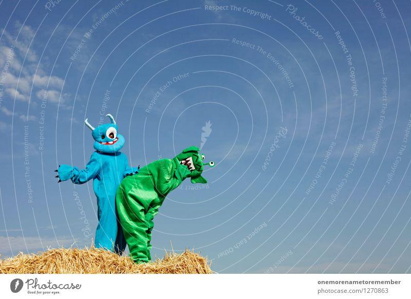 öffentlicher Dienst blau grün Kunst ästhetisch Sex Körperhaltung Kunstwerk Sexualität Monster Pornographie Außerirdischer außerirdisch Strohballen ungeheuerlich anstößig Ungeheuer