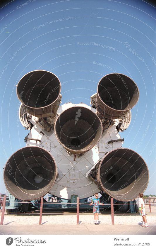 Saturn 5-1 Technik & Technologie USA Amerika Rakete Elektrisches Gerät