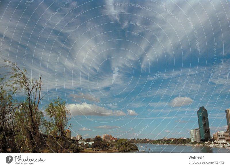 Brisbane3 Australien Stadt Stadtzentrum