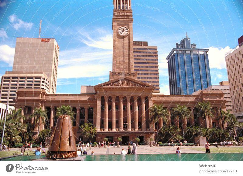 Brisbane5 Stadt Stadtzentrum Australien