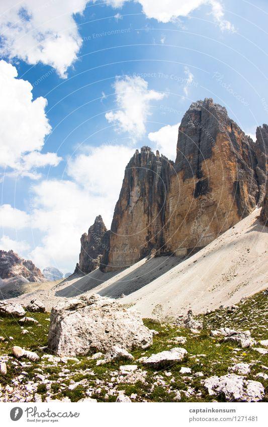 2999 Meter Glück Himmel Natur Pflanze Sommer Landschaft Wolken Tier Berge u. Gebirge Bewegung Gras Stein Sand Zufriedenheit wandern Europa