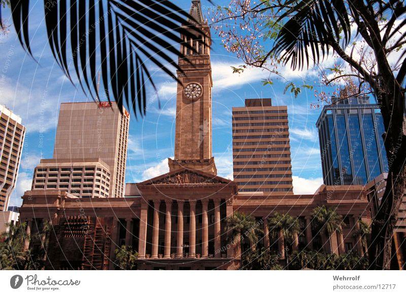 Brisbane4 Stadt Stadtzentrum Australien