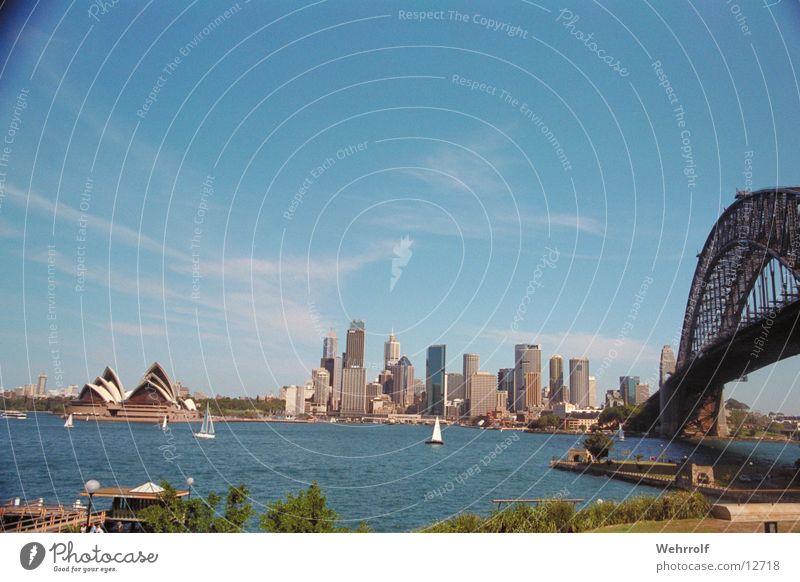 Sydney Australien Hafen Oper