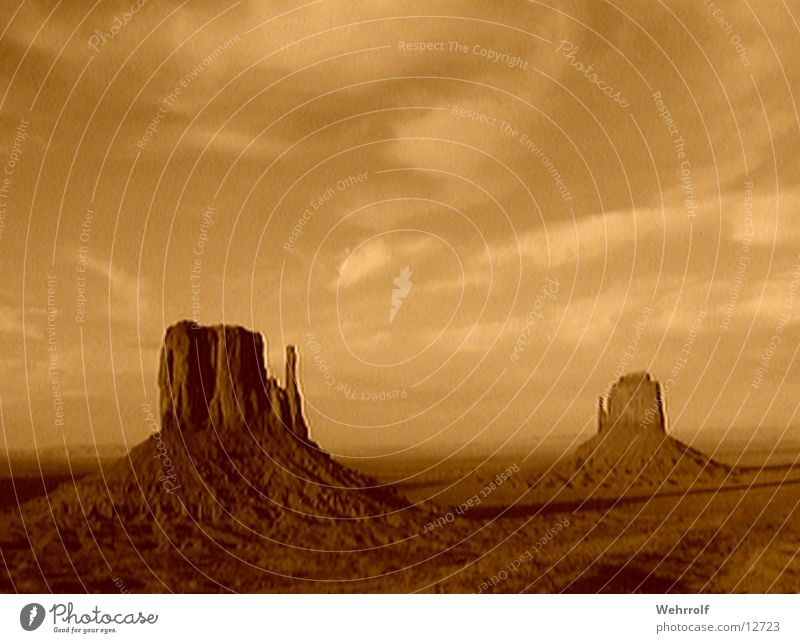 Monument Valley USA Amerika Arizona
