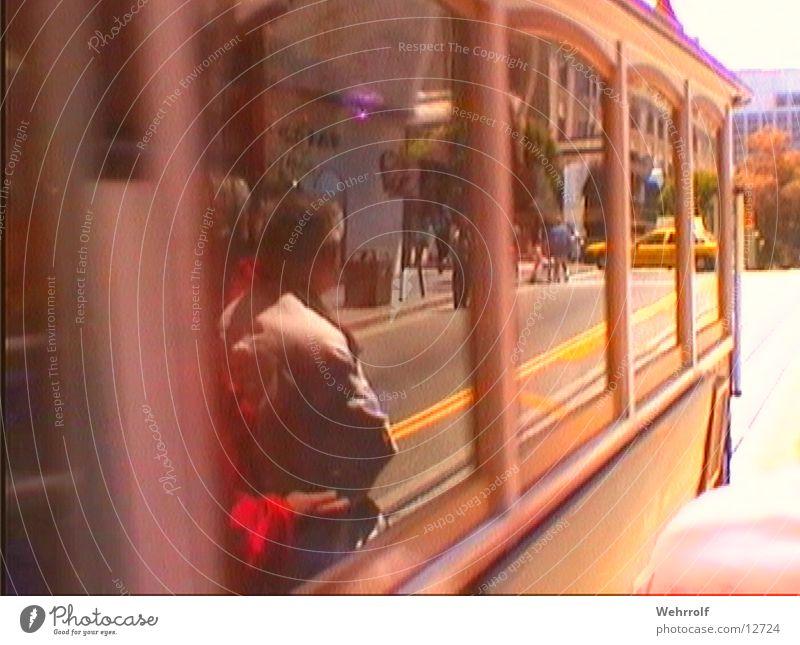Cable Car San Francisco Amerika USA