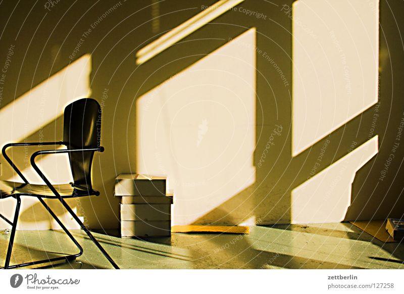 Reste Sonne Wand Büro Fenster Raum Stuhl Möbel Fensterkreuz Bürostuhl Verschlagwortungsunlust