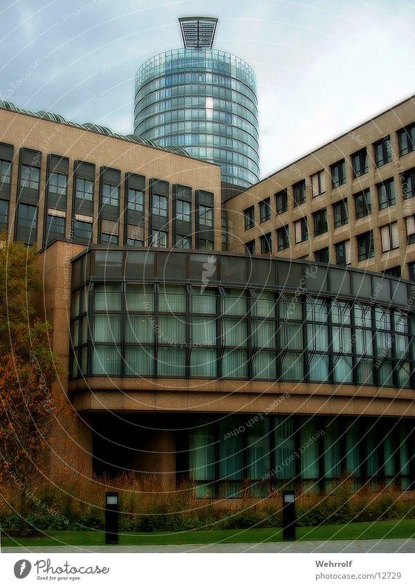 Victoria Versicherung Haus Architektur Düsseldorf Verwaltung