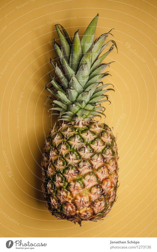Die Ananas II Lebensmittel Frucht Ernährung Gesunde Ernährung Speise Essen Foodfotografie Picknick Bioprodukte Vegetarische Ernährung Fasten Slowfood Fingerfood