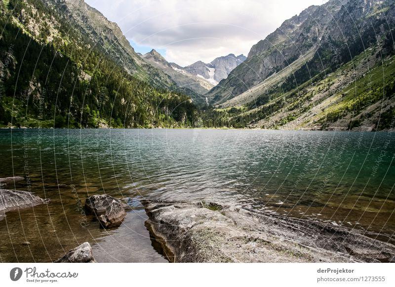 Pyrenäen-Wanderweg 23 Ferien & Urlaub & Reisen Tourismus Ausflug Abenteuer Ferne Freiheit Sommerurlaub Berge u. Gebirge wandern Umwelt Natur Landschaft Pflanze