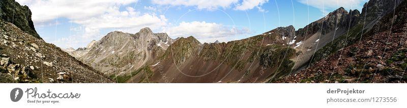 Pyrenäen-Wanderweg 11 Ferien & Urlaub & Reisen Tourismus Ausflug Abenteuer Ferne Freiheit Berge u. Gebirge wandern Umwelt Natur Landschaft Pflanze Tier