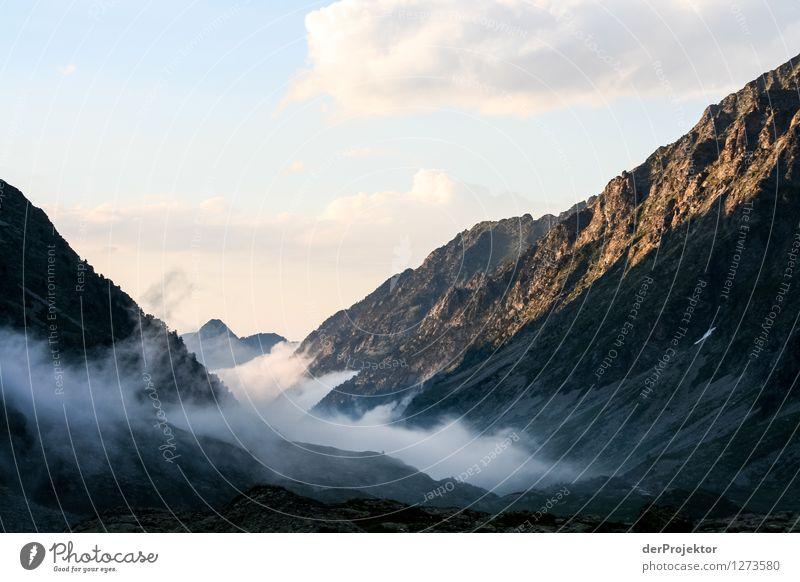 Pyrenäen-Wanderweg 8 Ferien & Urlaub & Reisen Tourismus Ausflug Abenteuer Ferne Freiheit Camping Berge u. Gebirge Umwelt Natur Landschaft Pflanze Tier Sommer