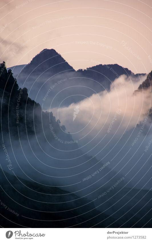 Pyrenäen-Wanderweg 16 Ferien & Urlaub & Reisen Tourismus Ausflug Abenteuer Ferne Freiheit Camping Berge u. Gebirge Umwelt Natur Landschaft Pflanze Tier