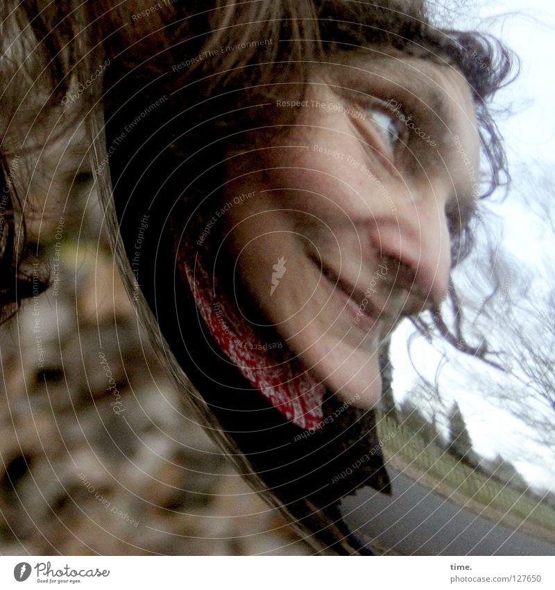 Season Of The Witch Frau Gesicht feminin Kraft Ausflug Spiegel Amerika schlitzohrig