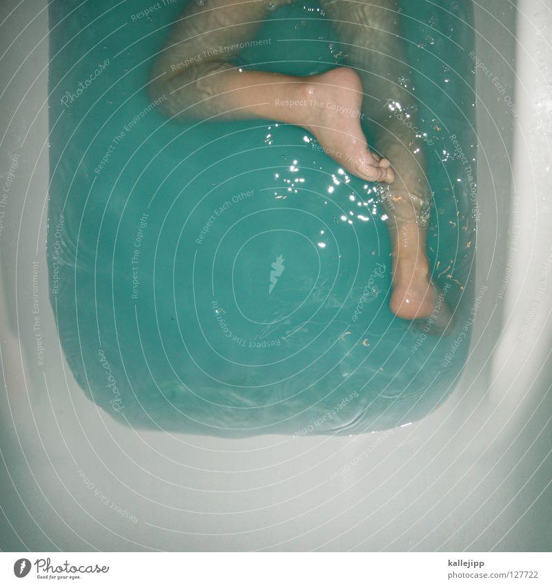 taucherparadies Kind Wasser Ferien & Urlaub & Reisen Freude Farbe Erholung Leben Wärme lachen klein Beine Fuß Wellen Schwimmen & Baden Haut Sauberkeit