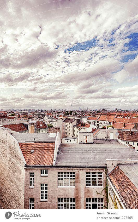 Berlin Himmel Stadt Haus Ferne Reisefotografie Umwelt Stil Lifestyle Stimmung Horizont Design Tourismus frei authentisch groß
