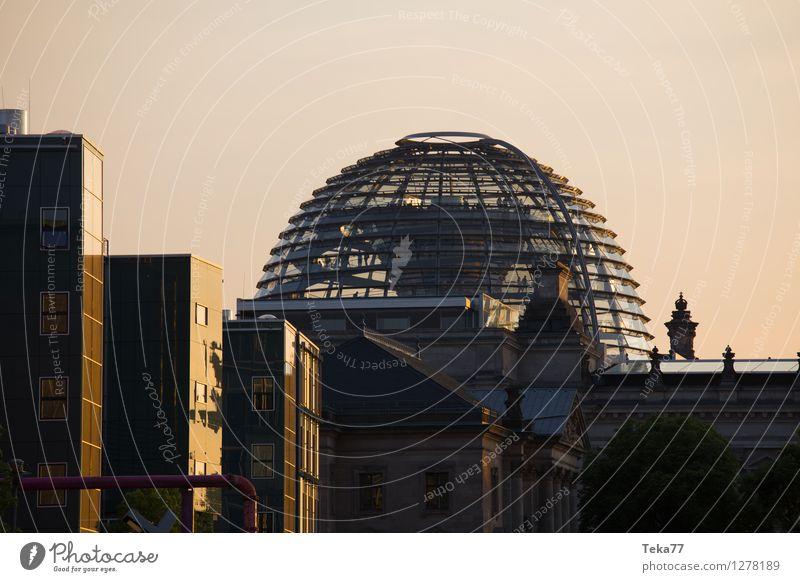 Regierung arbeitet II Mensch Ferien & Urlaub & Reisen Stadt Berlin Fassade Beginn Museum Dom anstrengen Deutscher Bundestag