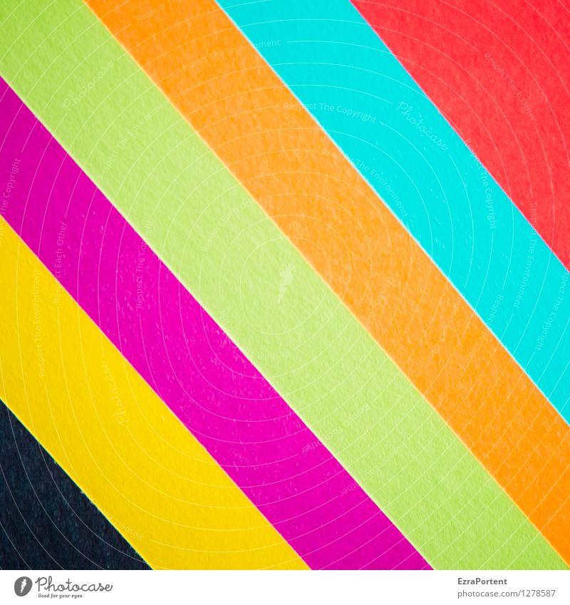 bgpgotr elegant Stil Design Freizeit & Hobby Spielen Basteln Zeichen Linie Streifen ästhetisch trendy blau mehrfarbig gelb grün orange rosa rot schwarz türkis