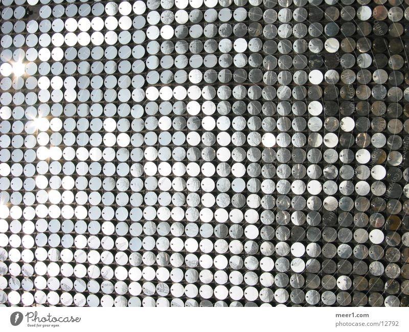 Glitzer Ladengeschäft glänzend Dinge Reflection