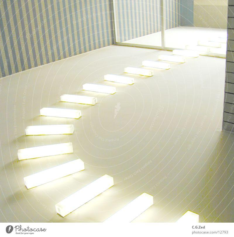 light Licht Neonlicht Installationen Leuchtstoffröhre Kunstlicht