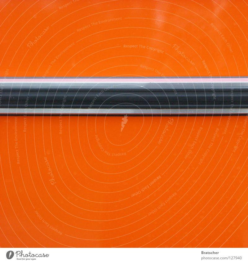 Leistengegend PKW orange Metall Horizont Verkehr Geschwindigkeit Industrie KFZ retro Autotür Buchstaben Grenze Handwerk Seite Oldtimer