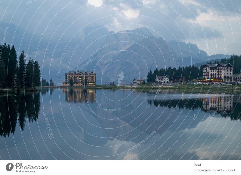 Wenn der Wind sich legt... Ferien & Urlaub & Reisen Tourismus Ausflug Sightseeing Sommerurlaub Berge u. Gebirge wandern Umwelt Natur Landschaft Himmel Wolken