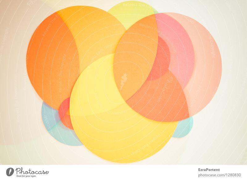 bubble`s blau Farbe weiß rot gelb Stil Spielen Linie hell rosa Design orange elegant ästhetisch Kreis Zeichen