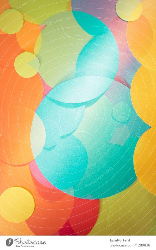 bubbles blau grün Farbe rot gelb Stil Spielen Kunst Design orange wild frisch elegant ästhetisch Kreis Zeichen