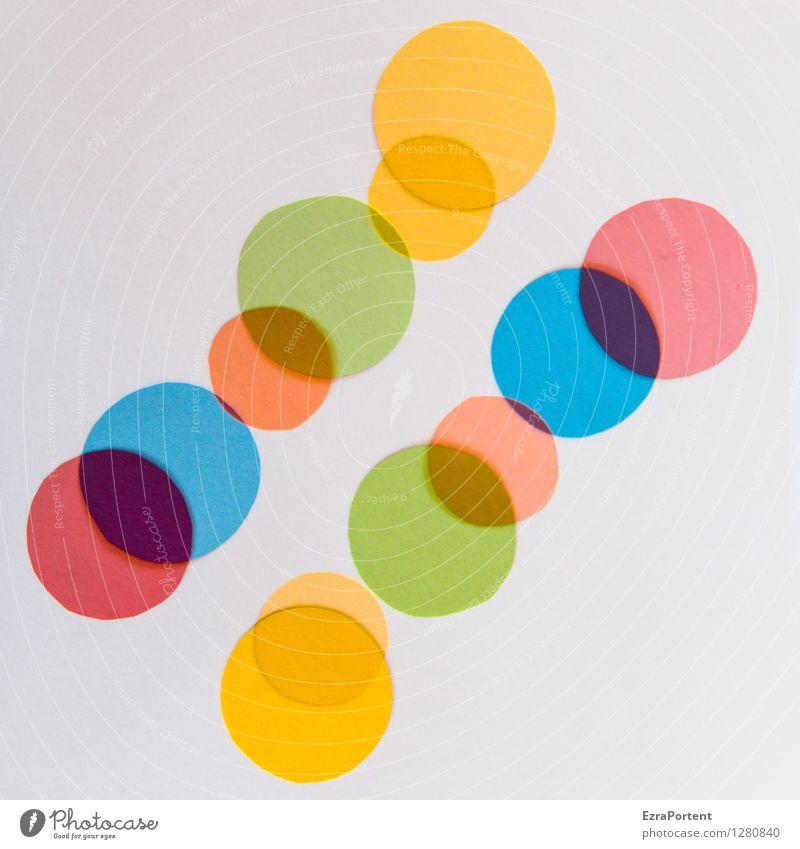bubble`s elegant Stil Design Freude Basteln Zeichen Kugel ästhetisch Fröhlichkeit rund blau mehrfarbig gelb grün orange rot weiß Farbe Hintergrundbild gestalten